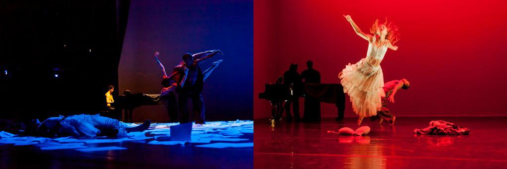 Damien Lemonnier et Cie Marie Martinez & Artistes